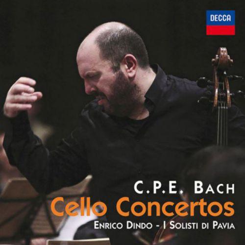 Enrico Dindo -  C.P.E. Bach - Cello Concertos