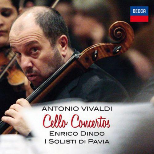 Enrico Dindo -  Vivaldi - 6 Cello Concertos