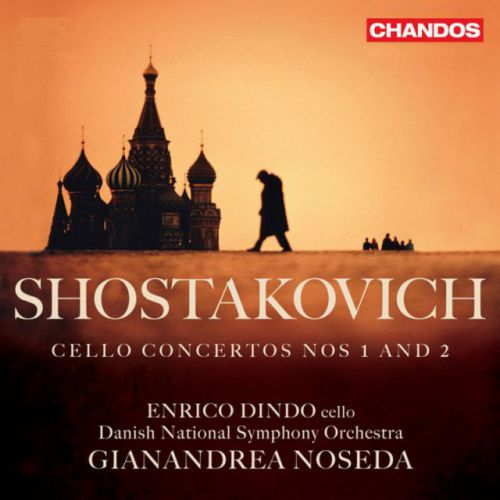 Enrico Dindo -  Shostakovich - Cello Concertos Nos. 1 and 2