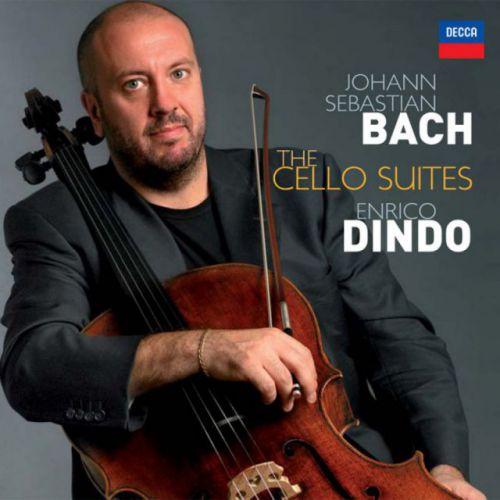 Enrico Dindo -  J. S. Bach - Le 6 Suites per cello solo