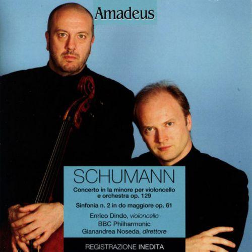 Enrico Dindo - Robert Schumann