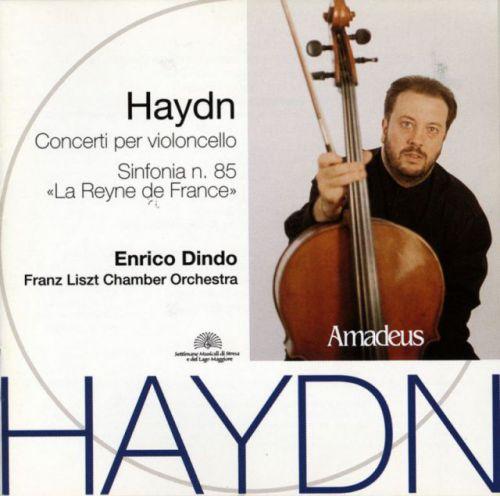Enrico Dindo - Franz Joseph Haydn