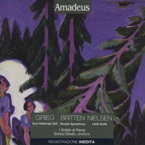 Enrico Dindo -  Grieg - Britten - Nielsen