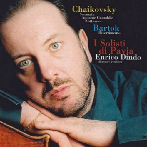 Enrico Dindo - P.I. Chaikovsky - B. Bartok