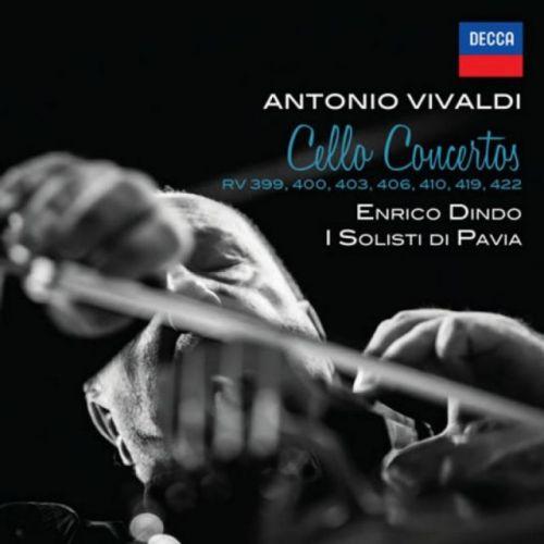 Enrico Dindo - Vivaldi - Cello Concertos